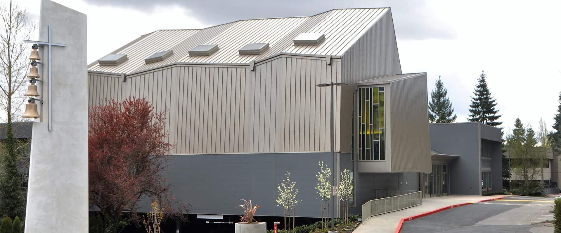 Bellevue First Congregational Church Building